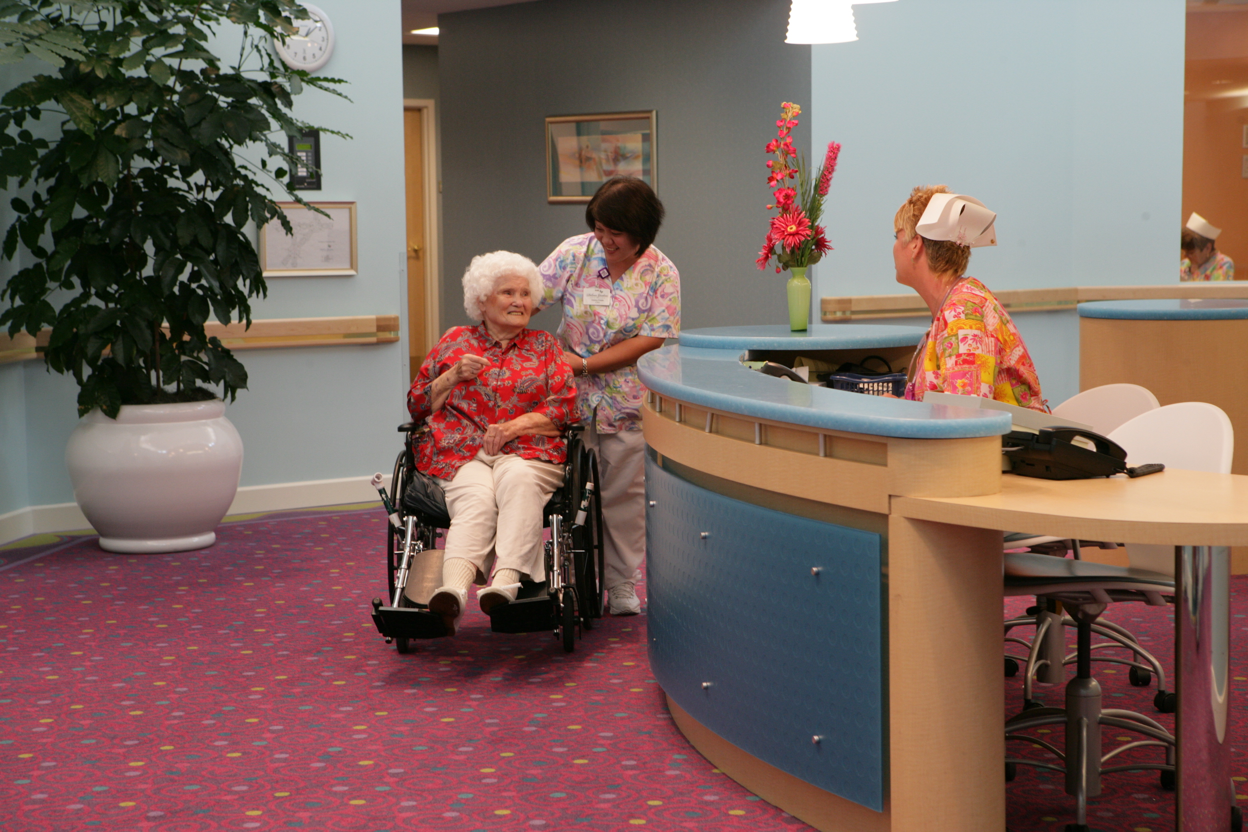St Louis Skilled Nursing Care Delmar Gardens Of O 39 Fallon
