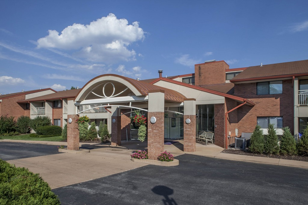 St Louis Retirement Communities St Louis Assisted Living Garden Villas